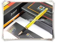 XJ-P81 Flowers round dance series pen, gift fountain pen, luxury lnk pen