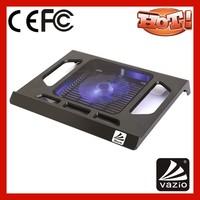 iDock NC2 innovation high quality single fan laptop cooling pad