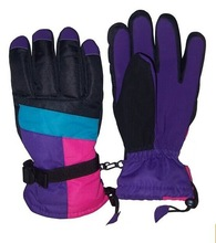 Womens Mens Thinsulate And Waterproof High Performance Ski Gloves