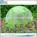 venda quente do tipo flutuante artificial aquário jellyfish