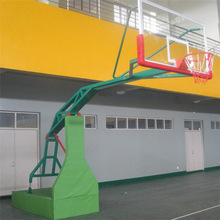 Good Quality Manual Hydraulic Basketball Stand