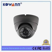"Color 1/2.8"" DIS 1200TVL Vandalproof Dome CCTV Camera with OSD Menu"