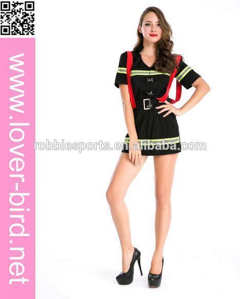Fireman Costume For Women