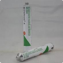 High Quality 60g Aluminum Tube For Hair Color Cream