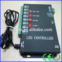 best selling programmable dvi led controller