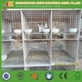 50x50x120cm zincato rete metallica gabbia per coniglio/coniglio gabbia