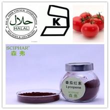 Hot sale 100% natural Lycopene 5%