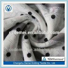 turban fabriclace rainbow stripe knitted fabric printed curtain