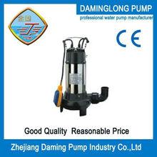 220v drainage works submersible centrifugal pump sewage