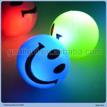 attractive crystal bouncing balls