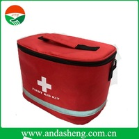 Best Selling!! Oxford medical handle first aid kit bag ,waterproof first aid kit bag