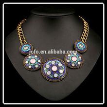 2015 Summer Fashion Brand Shourouk Luxury Big Statement Necklaces Pendants Steampunk Bijoux Jewelry