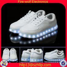 Sao Tome and Principe man dress led shoe man dress led glow shoe
