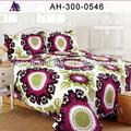 Atacado 3d impressão duvet cover defina/tampa da edredão e folha de cama