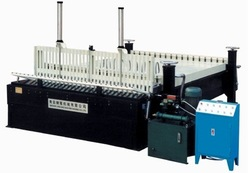 automatic splicing machine for door/plywood splicer