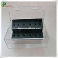 Pvc transparent boîtes en plastique pour outils de coupe