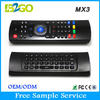 6-Axis Gyro Smart Remote controller 2.4g mx3 air mouse
