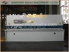 JUGAO BRAND QC12Y-50X8000 Hydraulic Swing Beam Shear