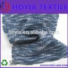 1/2.3NM 44% metal wire 28% acrylic 28%wool tape yarn