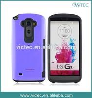 Heavy Duty South Korea Shockproof Hybrid Cover for LG G3