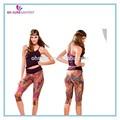 ออกกำลังกายโยคะcapriกางเกงแน่นกางเกงสำหรับสุภาพสตรี