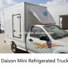 Mini Cargo Van for Sea Food/Fruit/Meat