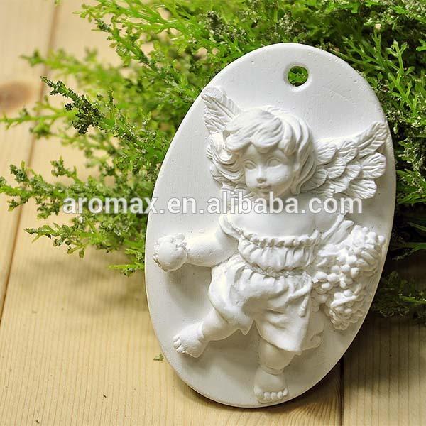 toptan doğal beyaz özel tasarım dekoratif kokulu taş