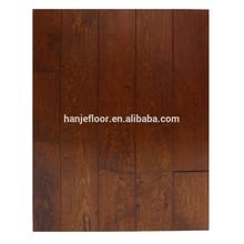 Factory price factoty floor Golden color merbau floor design