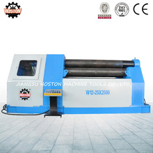 Hoston top quality steel automatic rolling machine export W12