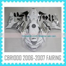 For Honda CBR1000RR CBR 1000rr 2006 2007 Injection ABS Fairing Body Work