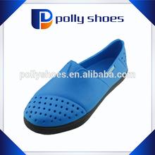 Promotion cheap blue clog shoe eva comfort men clogs