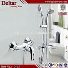 Multi Function Modern Chrome Finished Brass Hand Shower, China Sanitary Shower Faucet, Bathroom Faucet Corner Shower
