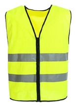 Customized Supply Type Cheap Polyester Reflective Workwear Vests