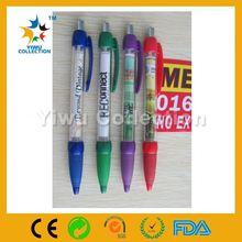 promotional banner ballpen,banner pen for premiums gift.writing,promotion pen promotional banner pens