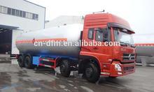 34.5cbm Liquid Propane Gas /lpg tanker truck