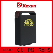 Manufacturer original xexun mini bicycle gsm gps tracker data logger tk102-2 support GLONASS/GPS