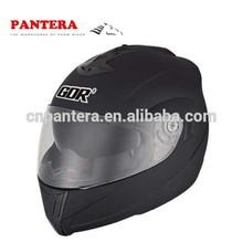 PT839 Fashion Model Cheap ECE Full Face Flip-up Skull Helmet