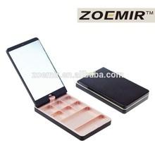 Cheap phone shape compact eyeshadow plastic packaging