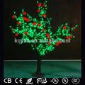 1.8m açık yapay elma ağaçları peyzaj dekorasyon için fz- 672- elma