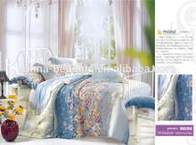 Tencel casing fabric handmade silk quilt