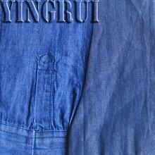 YR 100% cotton indigo shirting denim fabric wholesale