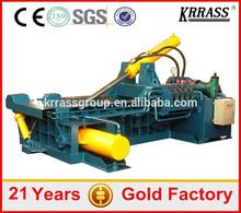 High Quality Krrass Y81-150 scrap steel baler machine