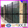 Sale Security Ornamental Powder Coated Steel Fence