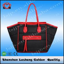 2015 New Product Fashion Bags Ladies Handbags Wholesale Leisure down cotton-padded jacket female bag handbag