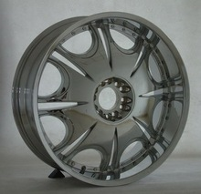 4x4 chrome wheel for pickup