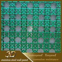 Villa Indoor Decoration Stainless Steel Screen Metal Mesh
