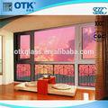 Alta calidad del precio de fábrica de hierro diseño de parrilla de ventana