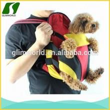 Environment friendly lovely dog school backpack bag