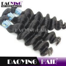 loose body wave unprocessed human peruvian virgin hair, organic hair perm