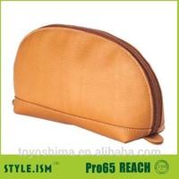Bulk deluxe brown men clutch leather purse